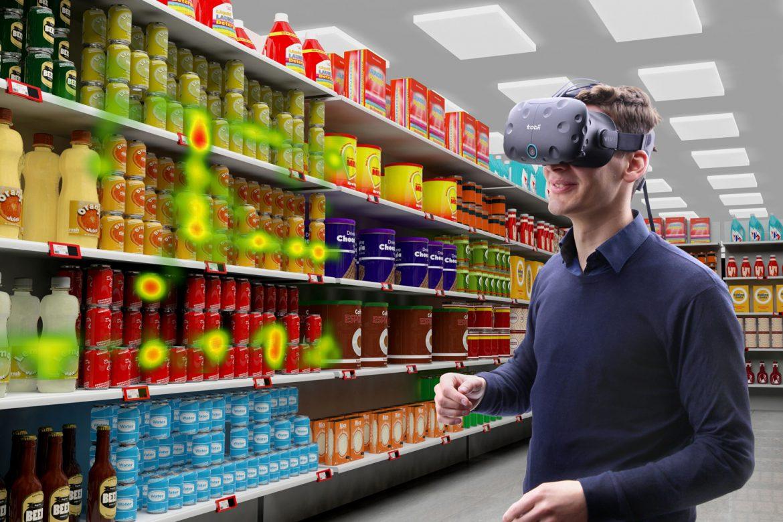 Tobii VR Linkedin
