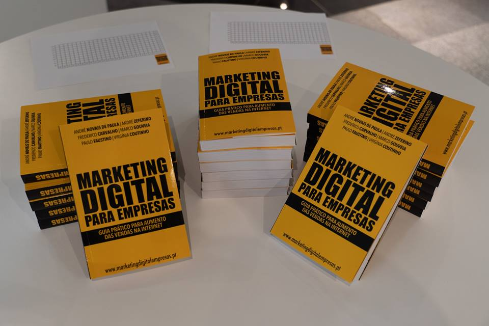 Livro Marketing Digital para Empresas