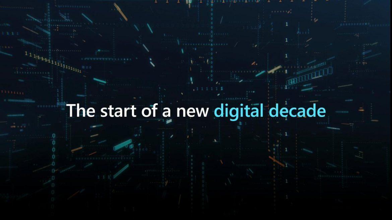 New digital decade